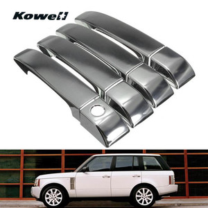 KOWELL Chromed Mirror Car Outs