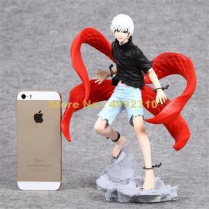 Image 4 - anime tokyo ghoul kaneki ken awakened ver. ken pvc  action figure 22cm Toy