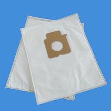 Cleanfairy 15pcs 먼지 필터 가방 호환 위트 파나소닉 C20E C 11 MC2700 2750 2760/R 4700 4800 시리즈 삼성 VC1400 1700