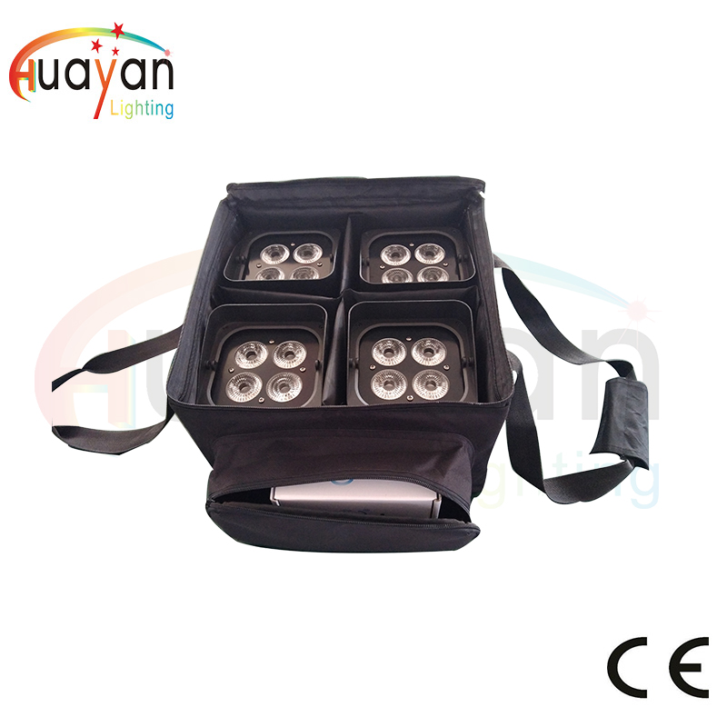 Carry Bag for SmartDJ S4/Mini Moving Head Light/Mini Flat Par Light/Mini Par Light Stage Lighting Effect     - title=