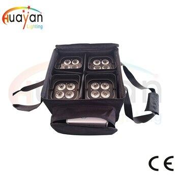 Taşıma çantası SmartDJ S4/Mini hareketli kafa ışık/Mini düz Par ışık/Mini Par ışık