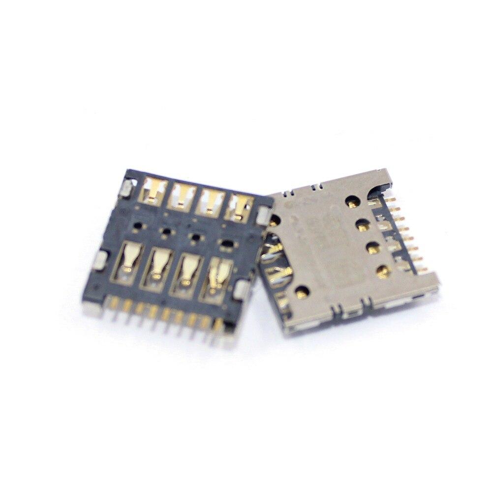 YuXi For LG G3 S G3 Beat D722 D728 D725 D724 D722K G3 F240L/S/K mini Sim Card Slot Tray Holder Socket Reader Repair Part