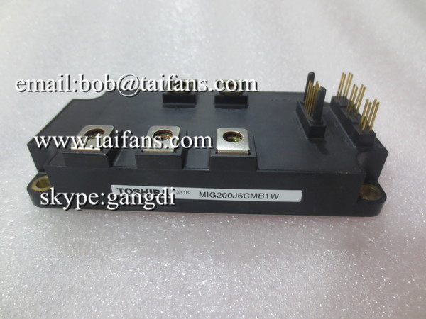 Original new MIG200J6CMB1W IGBT power module