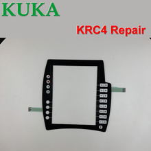 KUKA KRC4 MEMBRANE COVER OVERLAY KEYPAD, HAVE IN STOCK