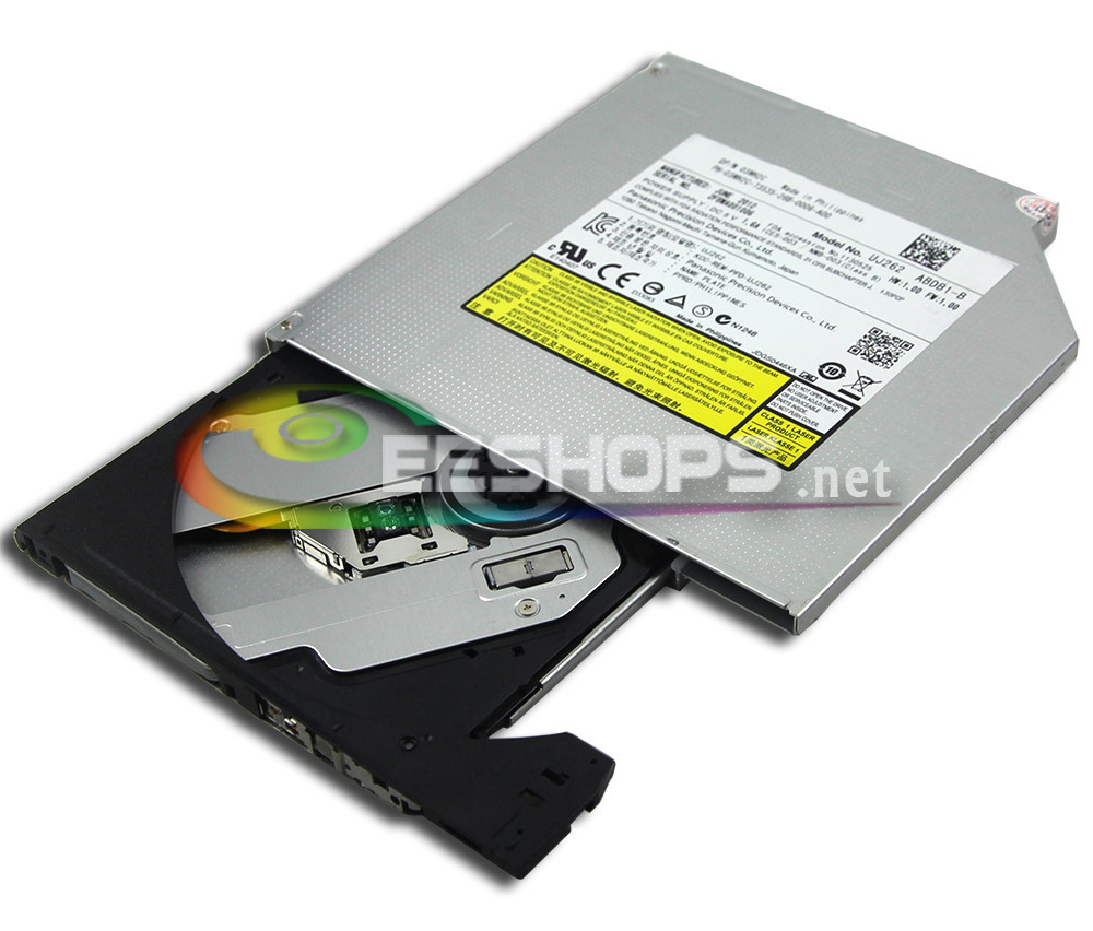 ФОТО Cheap for Matshita BD-MLT UJ-262 UJ262 Laptop 9.5mm SATA Super Slim 6X 3D Blu-ray Burner BD-RE Dual Layer DL Recorder Drive New