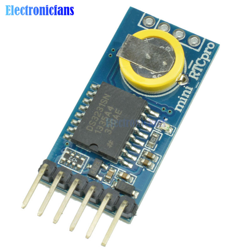 1PCS RTCpro DS3231 Clock Module Temperature Measure Module Real Time Clock