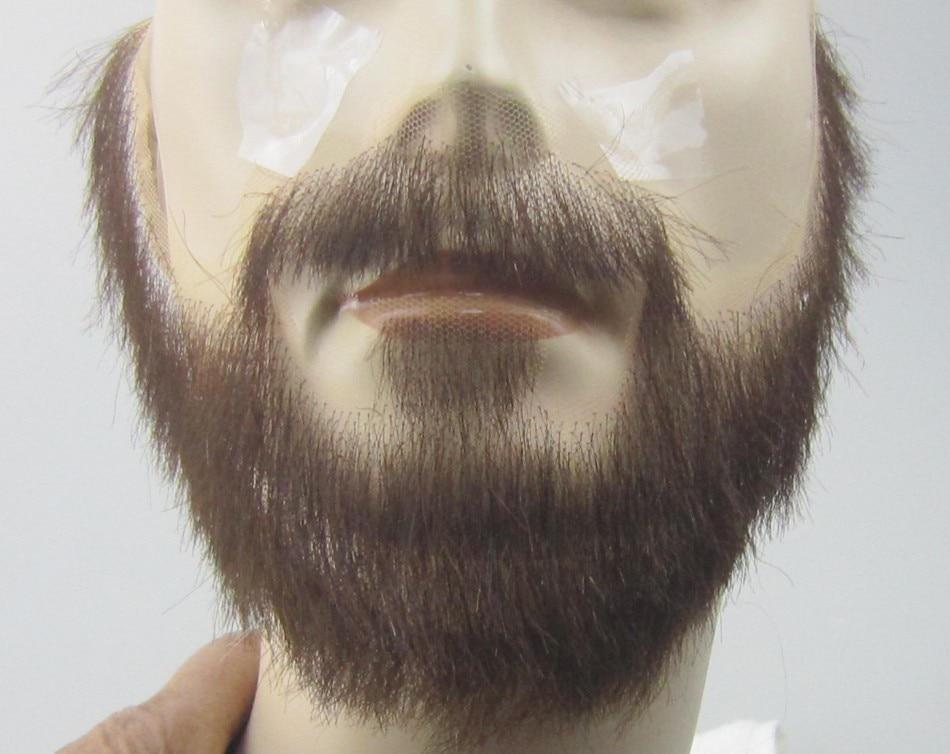 mustache fake