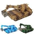 Прохладный Военный Танк Оборудование Модели Автомобиля Игрушка Имитация Кран Цистерны Модели Игрушки для Мальчиков Случайный Цвет K5BO