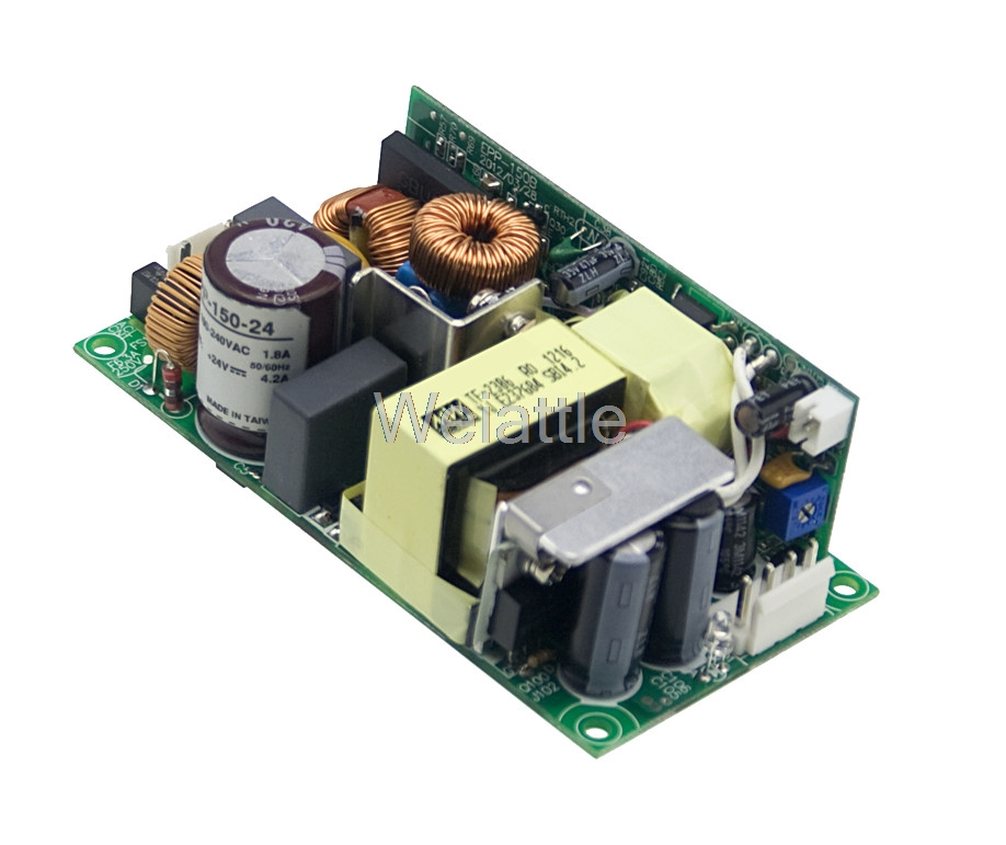 Moyenne bien original EPP-150-15 15 V 6.7A meanwell EPP-150 15 V 100.5 W sortie unique avec fonction PFC