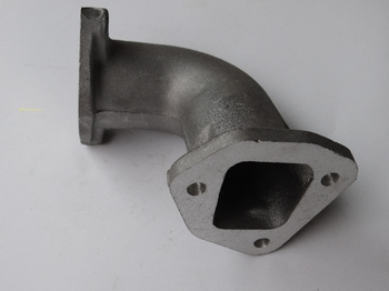 Free Shipping diesel engine 186F 186FA 188F inlet siphonium elbow angle branch air cooled suit for kipor kama and Chinese brand