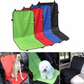 1100 x 490mm Folding Oxford Fabric Car Seat Cover Water-proof Pet Closely Car Seat Cover Dog Cat Puppy Seat Mat Blanket for Pets