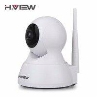 H VIEW 720P IP Camera 1200tvl Surveillance Camera PTZ CCTV Cameras Camara IP IOS Android Remote