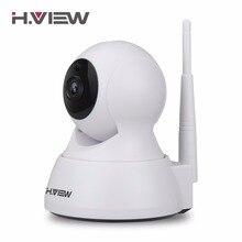 H.VIEW 720P IP Camera 1200tvl Surveillance Camera PTZ CCTV Cameras Camara IP iOS Android Remote View IP Wifi Cameras