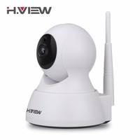 H VIEW 720P IP Camera 1200tvl Surveillance Camera PTZ CCTV Cameras Camara IP IOS Android Remote