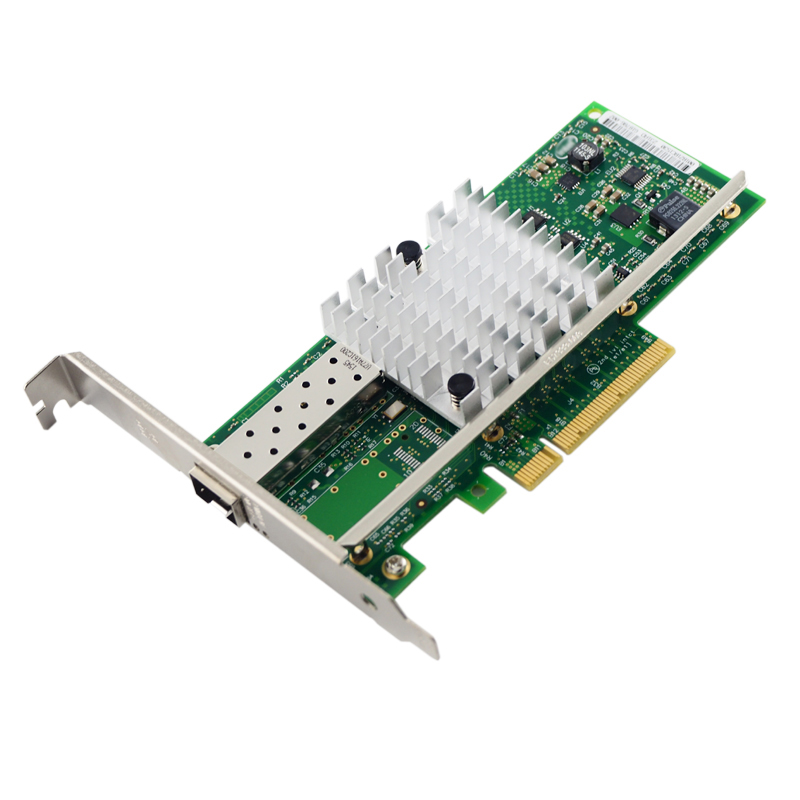 все цены на 10 Gigabit 82599EN Chipset 1-Port LC Ethernet Server Adapter X520-LR1 E10G41BFLR Free Shipping онлайн