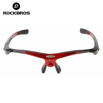ROCKBROS Fietsen Fiets Zonnebril frame Eyewear Bril frame Fiets Apparatuur alleen de zonnebril frame