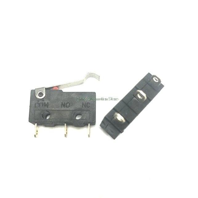10 шт./лот 3pin все новые концевой выключатель n/o n/c 5A250VAC KW11-3Z мини-микро-переключатель оригинальные продаж