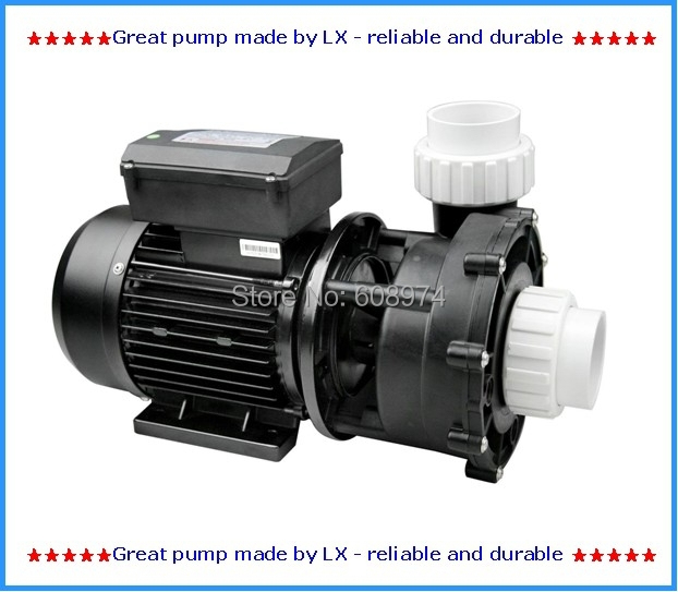 LX WP300 I Pool Pump & bathtub pump WP300-I 3.0HP/2.2KW,Single speed PUMP hot tub spa spas 3HP Waterway replacement