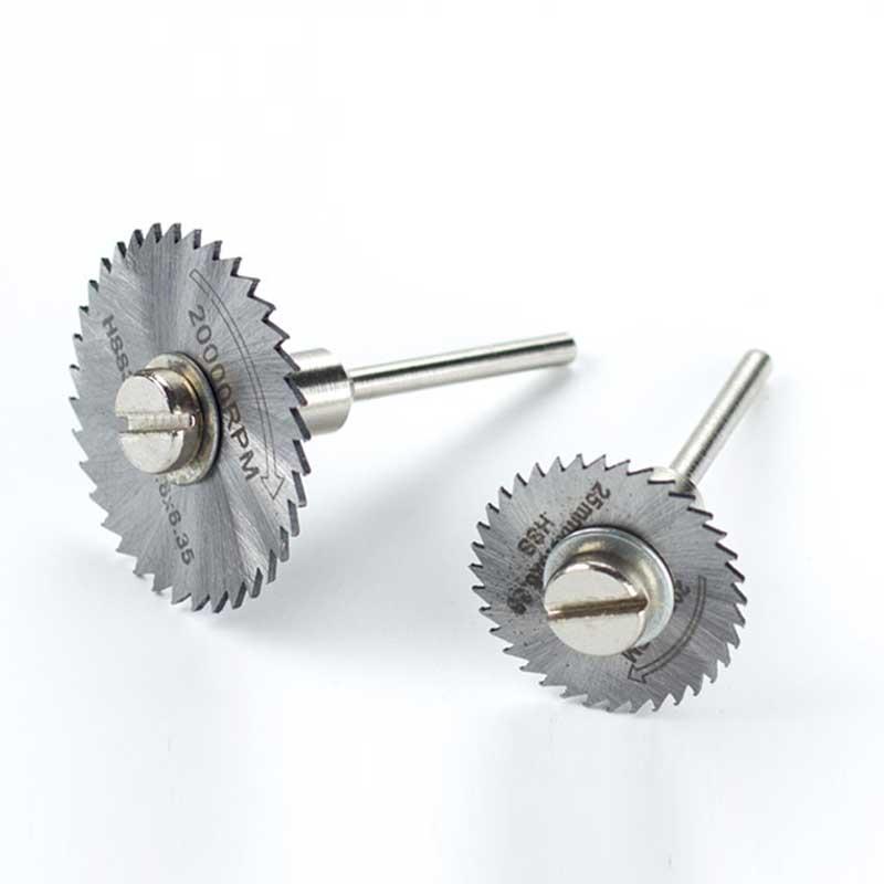 Medienos PVC vamzdžių minkšto metalo pjovimo diskas Skersmuo - Abrazyviniai įrankiai - Nuotrauka 3
