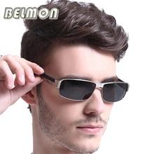2016 Fashion Polarized Sunglasses Men Brand Designer Driver Sun Glasses For Male Safety Driving Goggles UV400 Oculos RS124 все цены