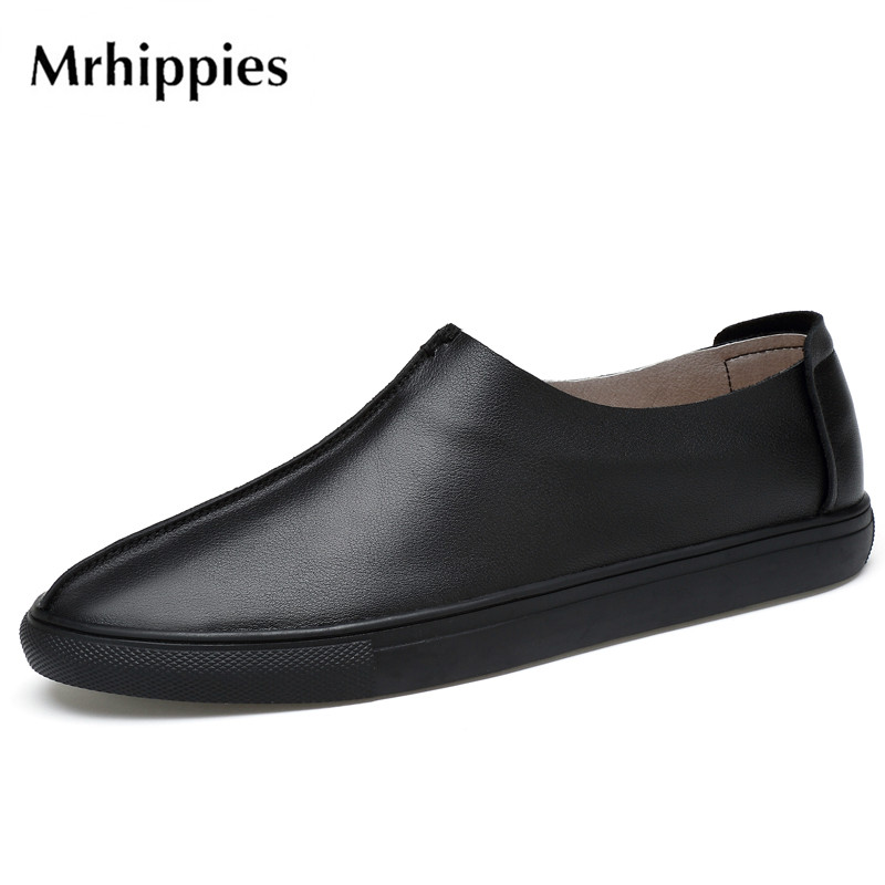mrhippies Breathable loafers Men Genuine Leather Driving Moccasins shoes men Casual Summer hollow flats solid Slip On Loafers  new men leather driving moccasins shoes british hollow men s slip on loafers summer flats men shoes casual comfy breathable