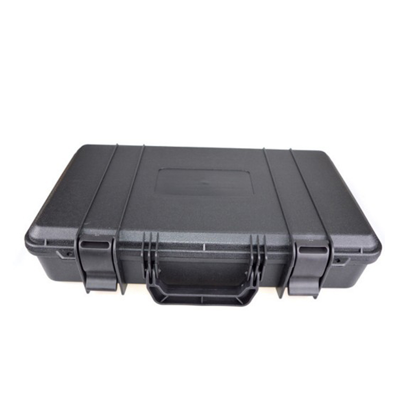 SQ4325 Plastic Multifunctional Tool Cases Tool Box With Customized Foam