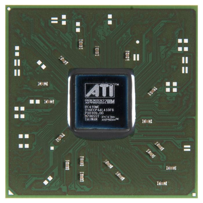 ATI Radeon Xpress 1150 graphic adaptor driver