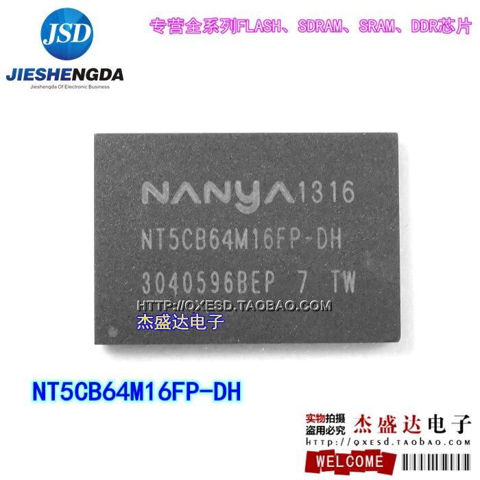 50pcs NT5CB64M16FP DHDDR3 SDRAM new