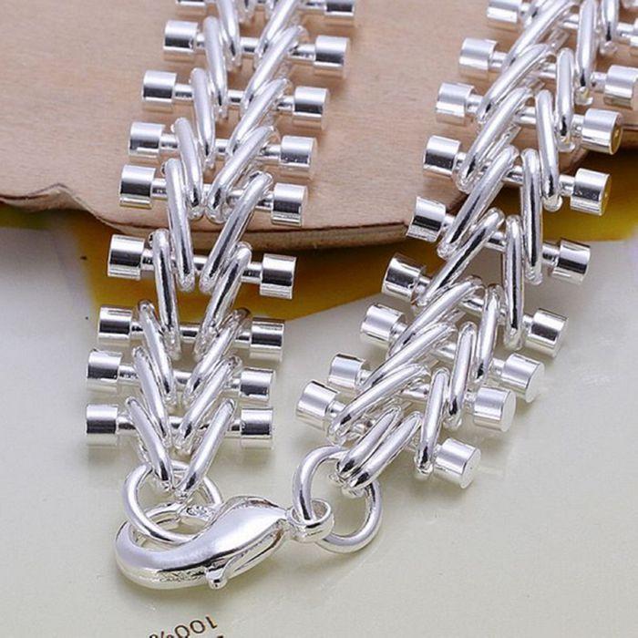 Fine Rings Gemstone Brave Lunetta Design Originale Argento Sterling Zircone Cubico Trasparente