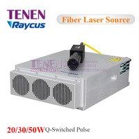 Raycus 20W 30W 50W Q switched Pulse 1064nm Fiber Laser Source For YAG Laser Marking Welding Machine RFL P20QE RFL P30Q RFL P50QB