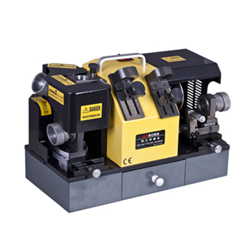 220V END MILL GRINDER MR-X6 Alloy Milling Cutter End Mill Drill Bit Sharpener 4-14mm Drill Grinder Grinding Machine CE 3 12mm 220v electric multi tool grinding machine twist drill bit sharpener grinder