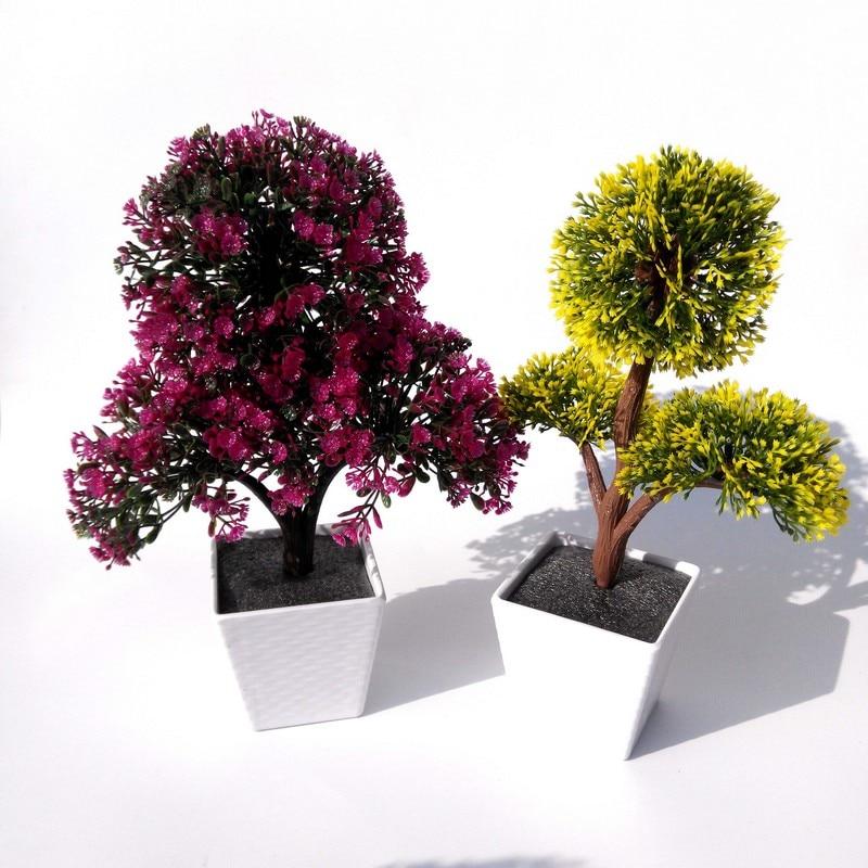 ხელოვნური მცენარეები - დღესასწაულები და წვეულება - ფოტო 3
