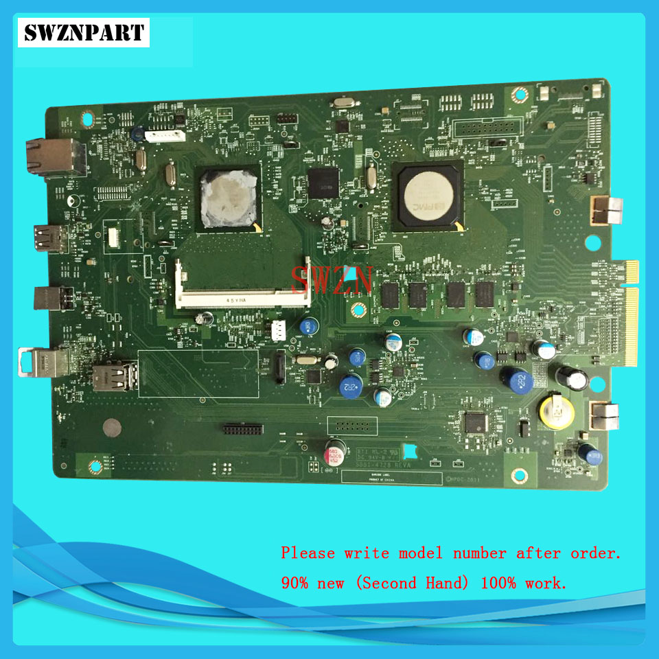 FORMATTER PCA ASSY Formatter Board logic Main Board MainBoard mother board for HP M651 651 M651dn M651n M651xh CZ199-60001 formatter pca assy formatter board logic main board mainboard mother board for hp laserjet pro cp1025nw cp1025n cp1025w 1025w