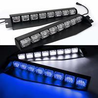 Внедорожный светодиодный рабочий свет 12 вольт светодиодный световой фонарь синий 48 Светодиодный 48 Вт светодиодный световой бар
