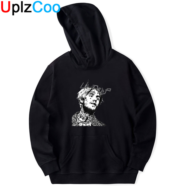 UplzCoo Lil Peep Hoodies Love lil.peep Cry Baby Spring Autumn Men Women Hoodies Sweatshirts Boys Girls Hooded Pullover JA003
