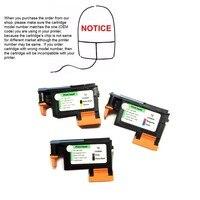 3pcs 72 Printhead C9380A C9383A C9384A For HP72 Printer Head For HP Designjet T610 T620 T770