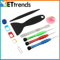 20set/lot 12 in 1 Disassemble Tool For iPhone Repair Tools Set Free Shipping by DHL