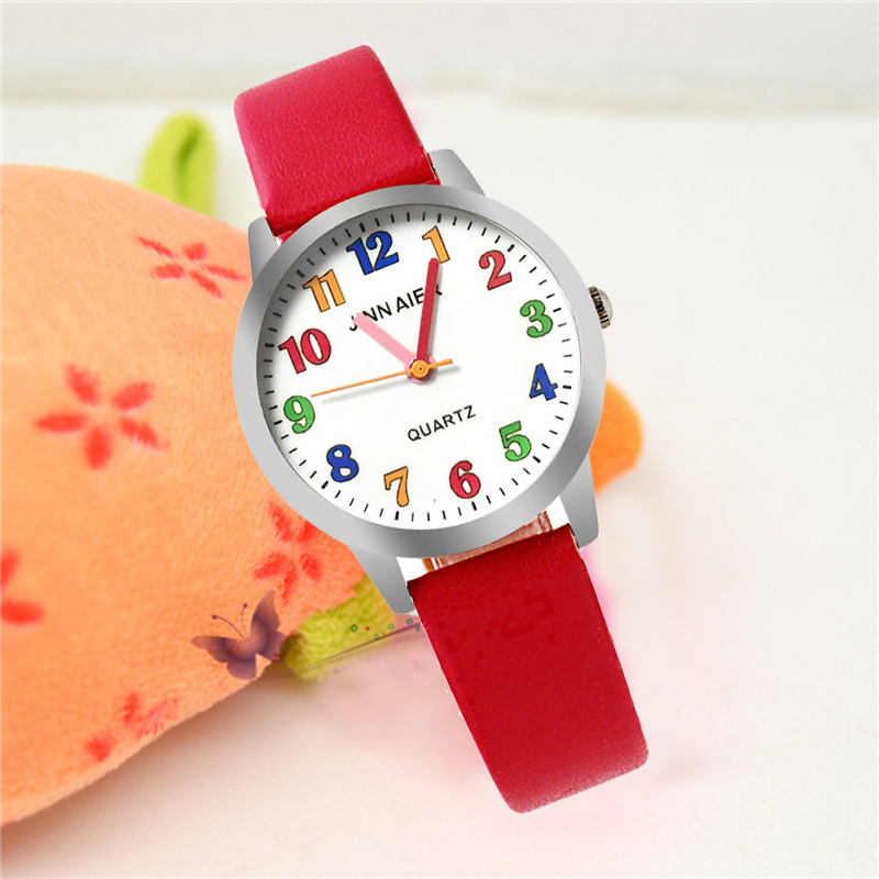 Low price good quality children watch kids watches small students girls boys clock quartz child wristwatches Cartoon baby watch