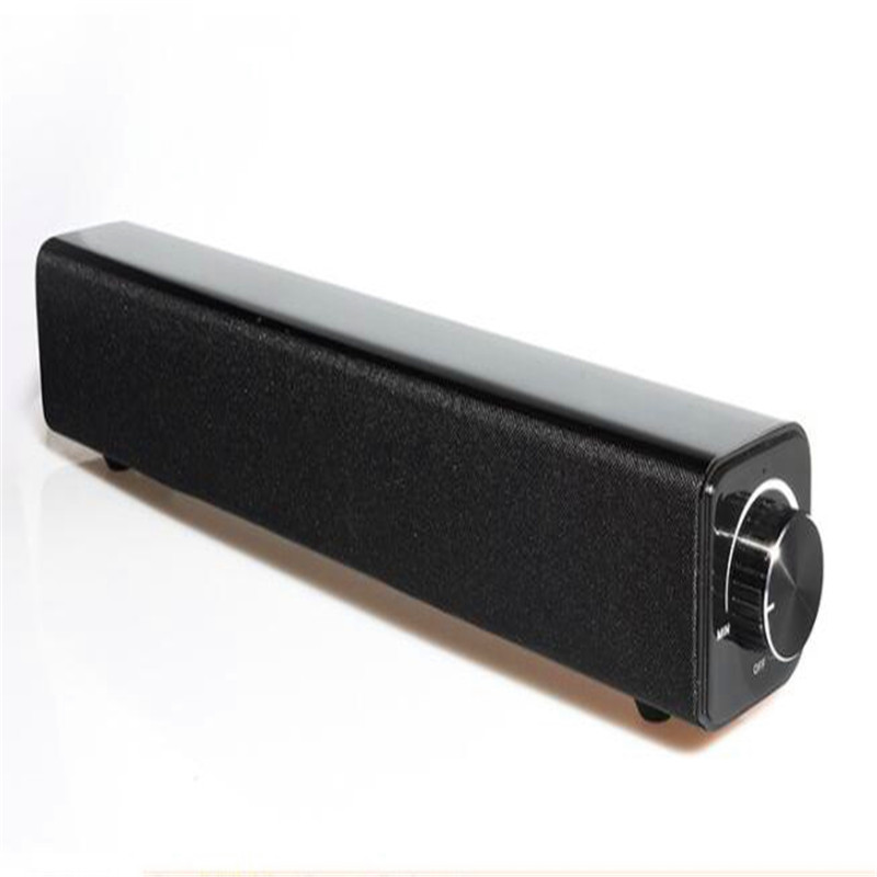 20W Bluetooth Speaker Portable Music Column for Laptop PC Tablet Sub Woofer Mini Hifi System Sound Bomb 3.5 MM Dual Bass wireless bluetooth speaker led audio portable mini subwoofer