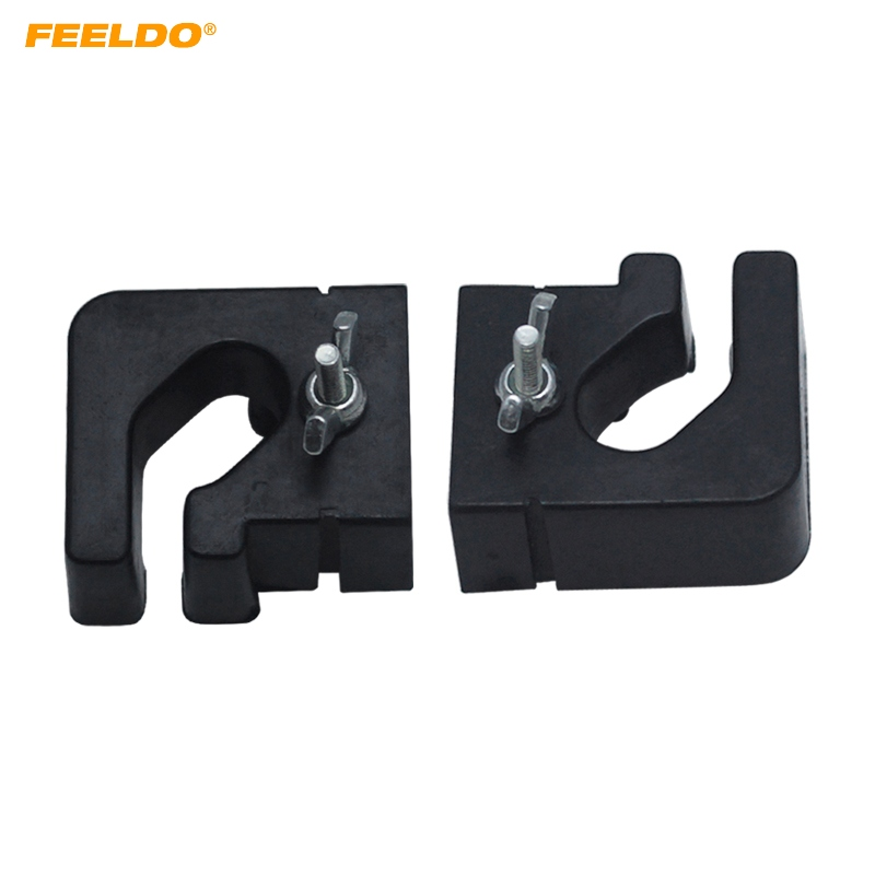 Feeldo 10pcs Auto Hid Xenon Bulb Holder Base H1 High Beam Bracket Retainers Adapter Sockets For Ford Mondeo #5548 Catalogues Will Be Sent Upon Request Base Automobiles & Motorcycles