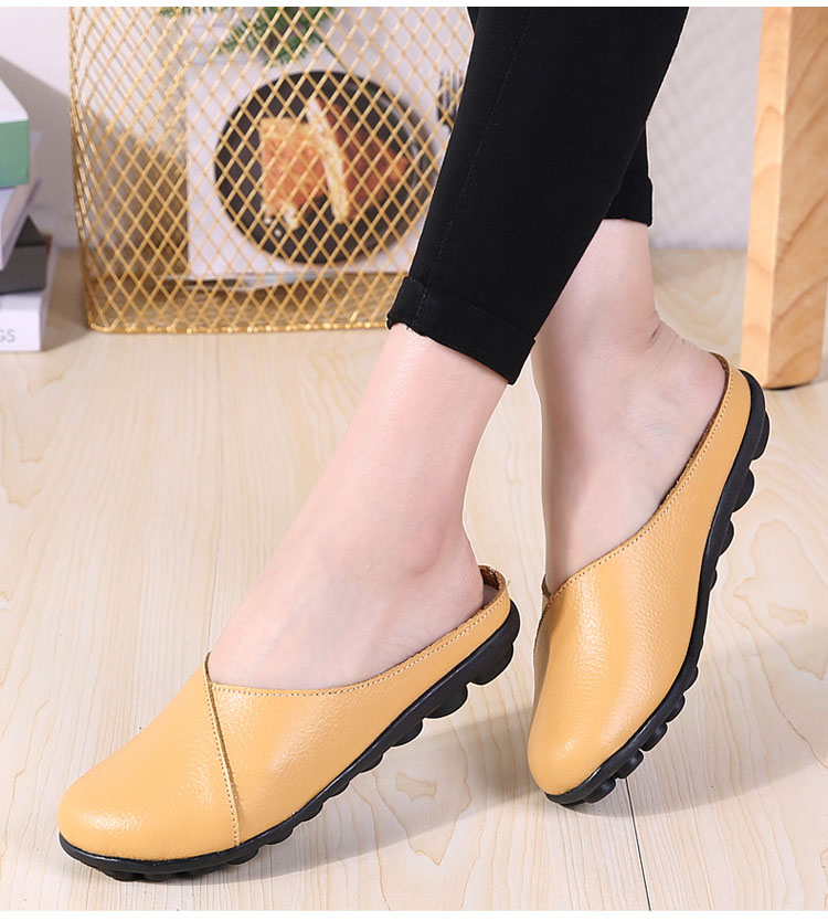 AH 9918-2018 New Women Flats Loafers Shoes-17