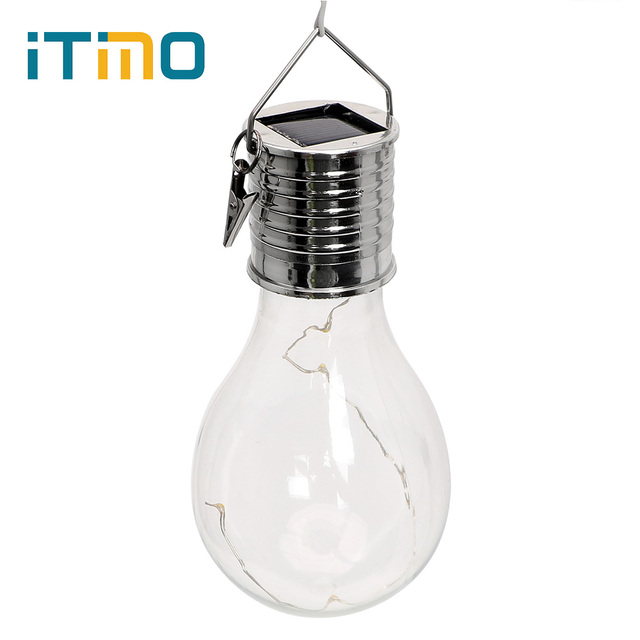 Itimo solar power hanging light outdoor lighting energy saving itimo solar power hanging light outdoor lighting energy saving light sensor garden decoration lamp bulbs waterproof mozeypictures Gallery