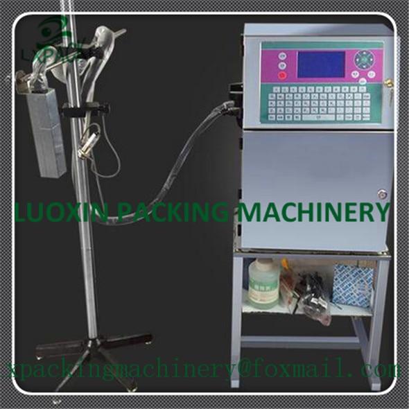 LX-PACK کمترین قیمت کارخانه بالاترین کیفیت LPSC-800 نویسه کوچک چاپگر Inkjet CIJ برای کدگذاری مارک راه حل چاپ
