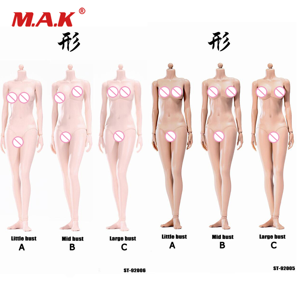 1/6 Scale Sexy XING Series Super flexible female Soft Plastic body seamless 92005/92006  Suntan/Pale Color for 12 Actin Figure1/6 Scale Sexy XING Series Super flexible female Soft Plastic body seamless 92005/92006  Suntan/Pale Color for 12 Actin Figure