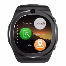 Q98 2017 New Smart watch MTk6580 Support SIM SD Card Bluetooth WIFI GPS SMS cell phone bracelet  For iPhone And Android