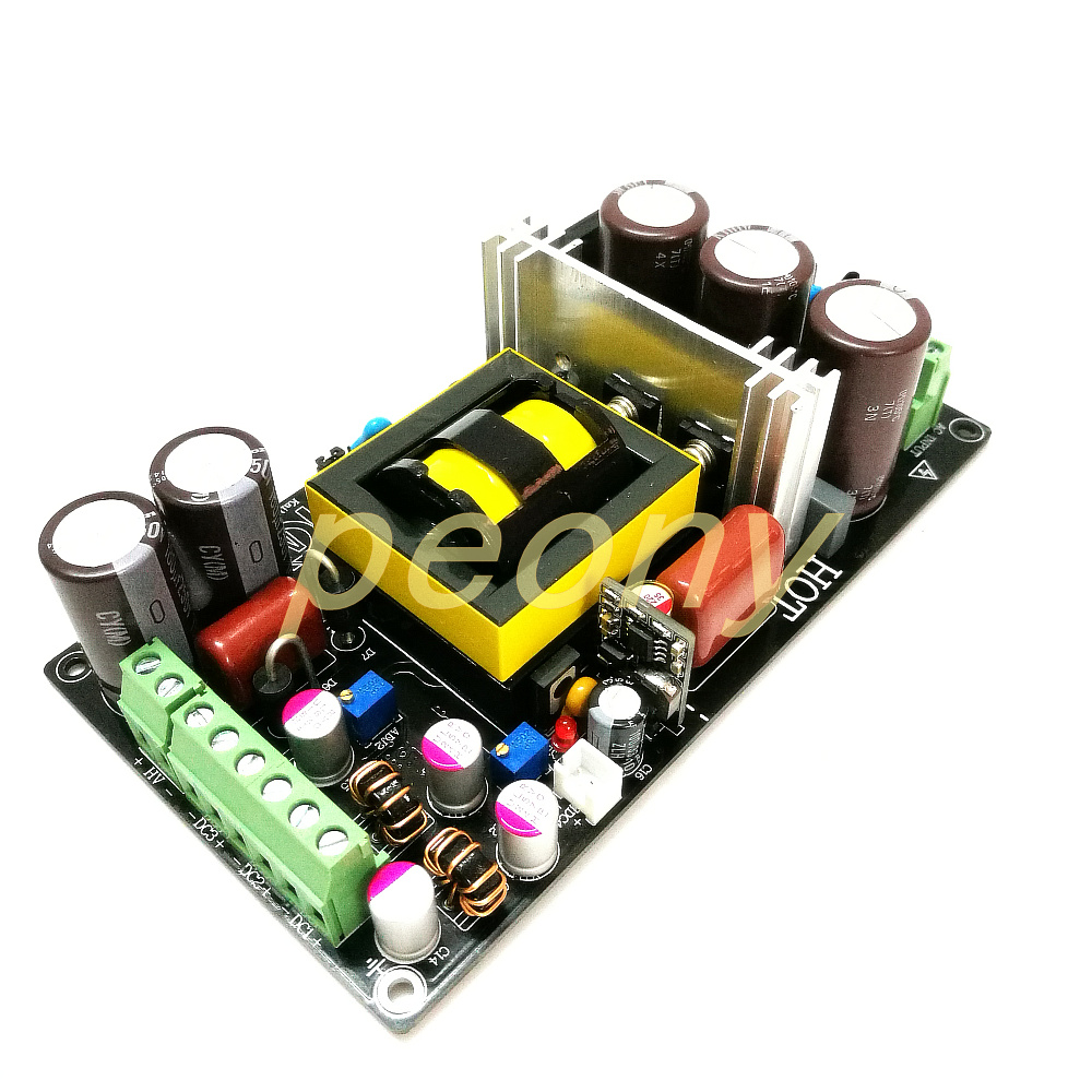 High power gallbladder switch power supply KT88 300B electronic tube power amplifier stabilized voltage can be