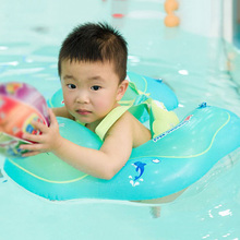 Inflatable Baby Swimming Ring Pool Float Safety Infant Circle Swim Trainer Kids Water Mattress Toys Boia Piscina For Children 1 pcs baby kids inflatable float seat swimming ring trainer safety aid pool water toy xr hot water safety life buoy