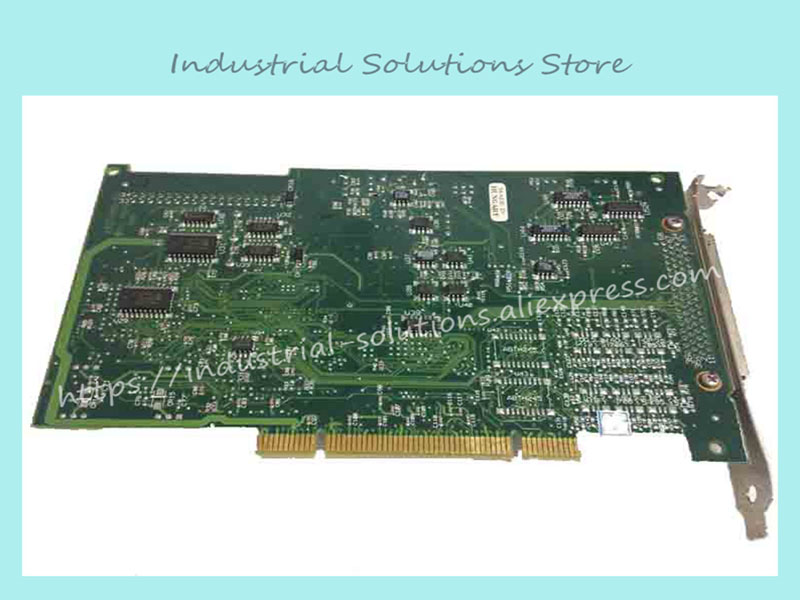 Оригинальный PCI 6032E 16 входных многофункциональный данных карта моделирования 100% тестирование отличного качества