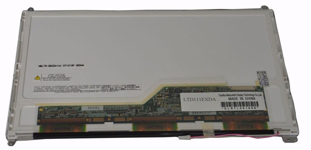 NEW 11.1 Orignial Matsuhsta LTD111EXDA 1CCFL LCD Screen Display Panel for Asus S6F
