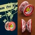 Yoyo profesional pelota de juego de mano Yo yo Yo-yo aleación de Metal de alta calidad Yoyo juguetes clásicos Diabolo regalo mágico para niños